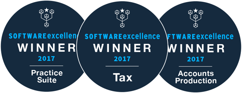 Software Excellence Awards - Tax Software