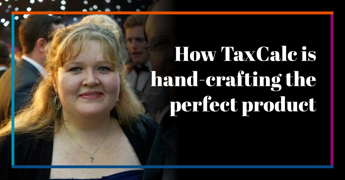 An interview with Pauline Smith - Product Director at TaxCAlc