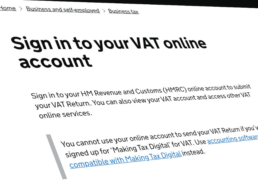 HMRC will decommission the current XML submission service from 8 April 2021
